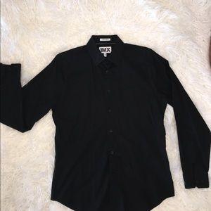 Men's Express Extra Slim Fit dress shirt